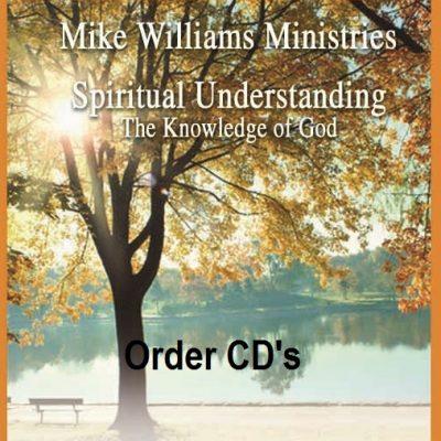 Spiritual UnderstandingCD