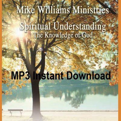 Spiritual UnderstandingMP3
