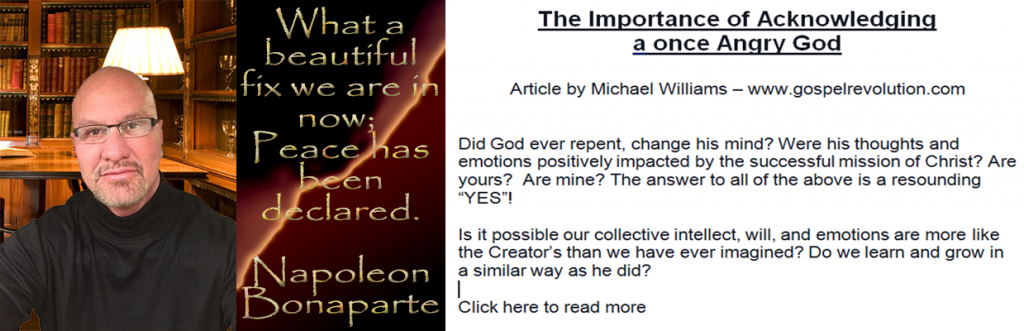 Mike Williams - President & Founder of Mike Williams Ministries & Gospel Revolution