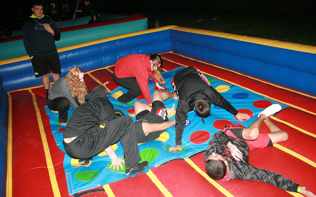 Christianity's Game of Twister