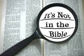The Grace Imposter Addresses Part 15: The Sovereignty of God is Nowhere in the Bible