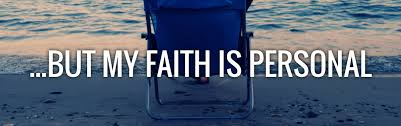 The Grace Imposter Addresses Part 26: Personal Faith is a Damning Gospel