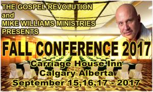 2017 Fall Conference Calgary