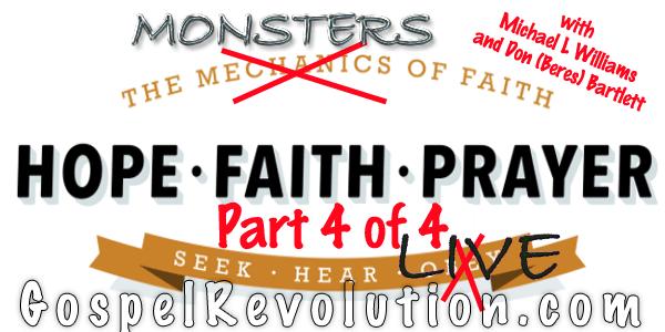 Faith, Hope & Prayer 4 of 4