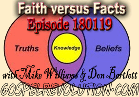 Belief versus facts