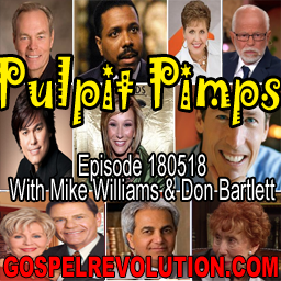 Pulpit pimps