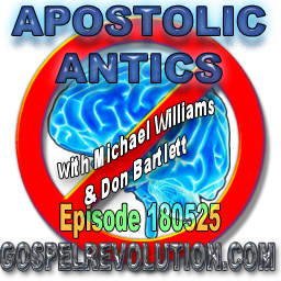 Apostolic Antics