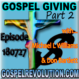 Gospel Giving Part 2