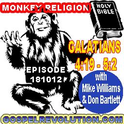Monkey Religion