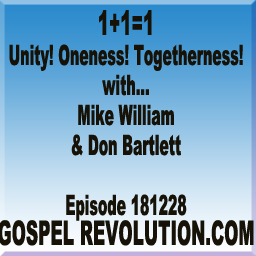 Unity! Oneness! Togetherness!