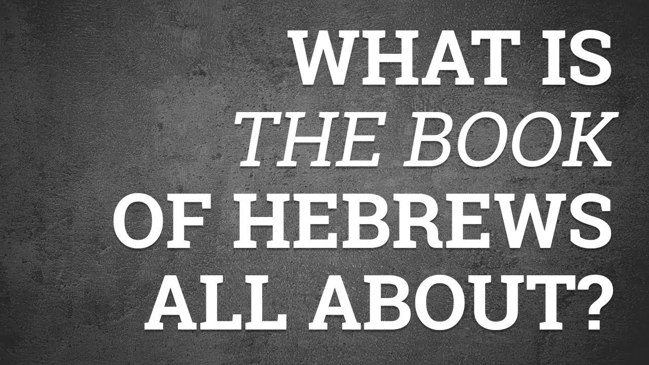 190111 – Surprise, Surprise! Christianity and Hebrews Do NOT Agree!