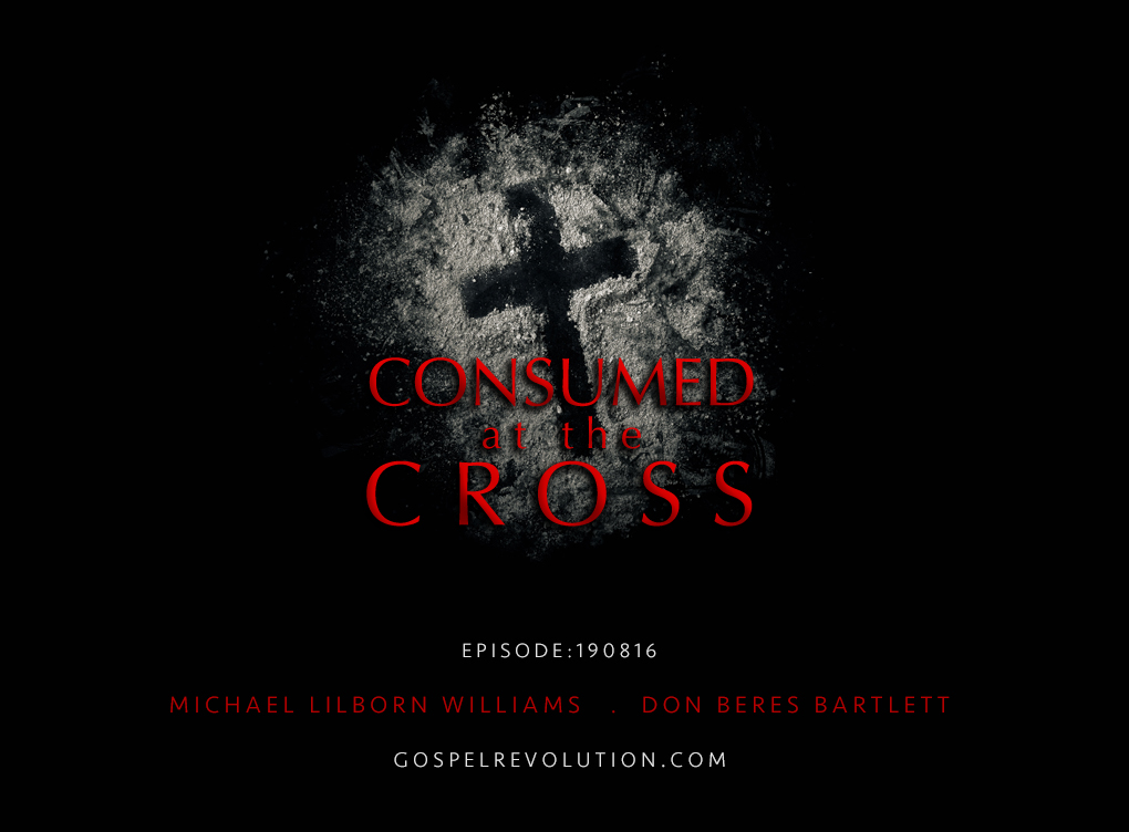 Consumed At The Cross