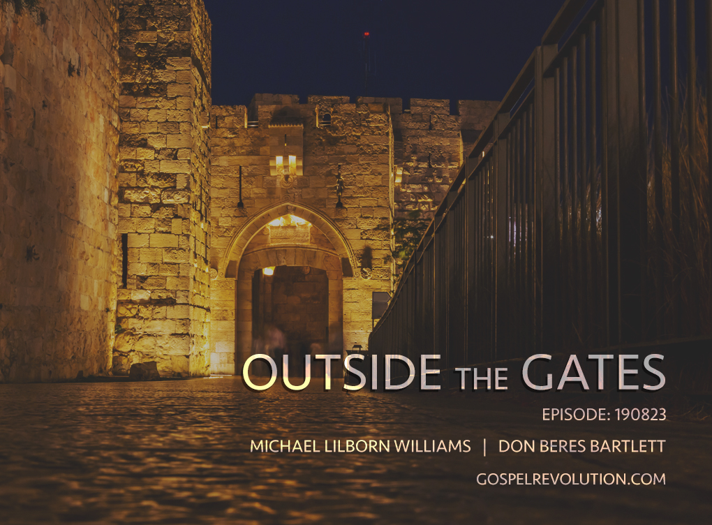 Outside The Gates