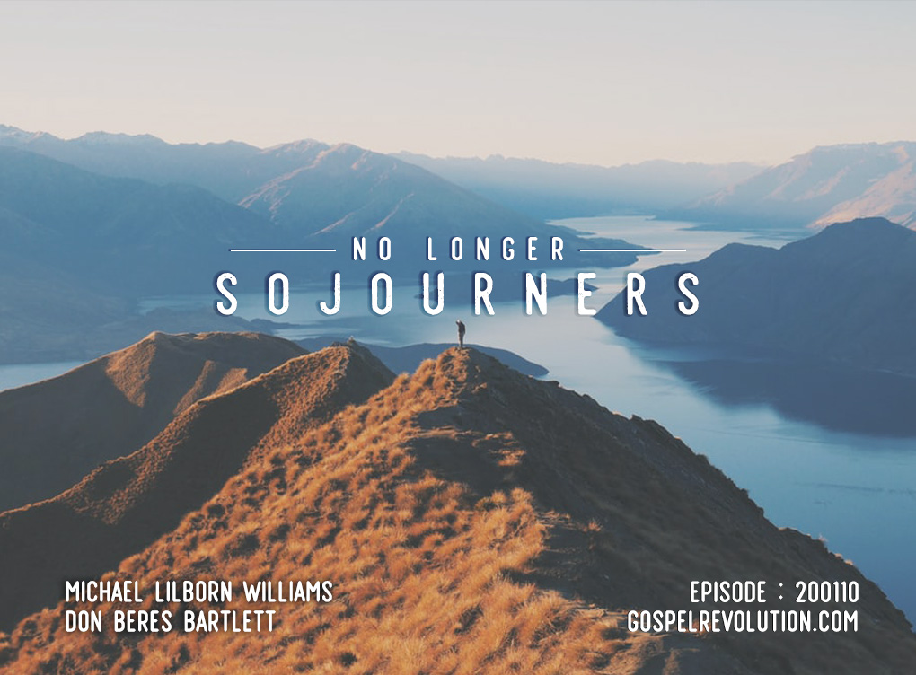 200110 No Longer Sojourners