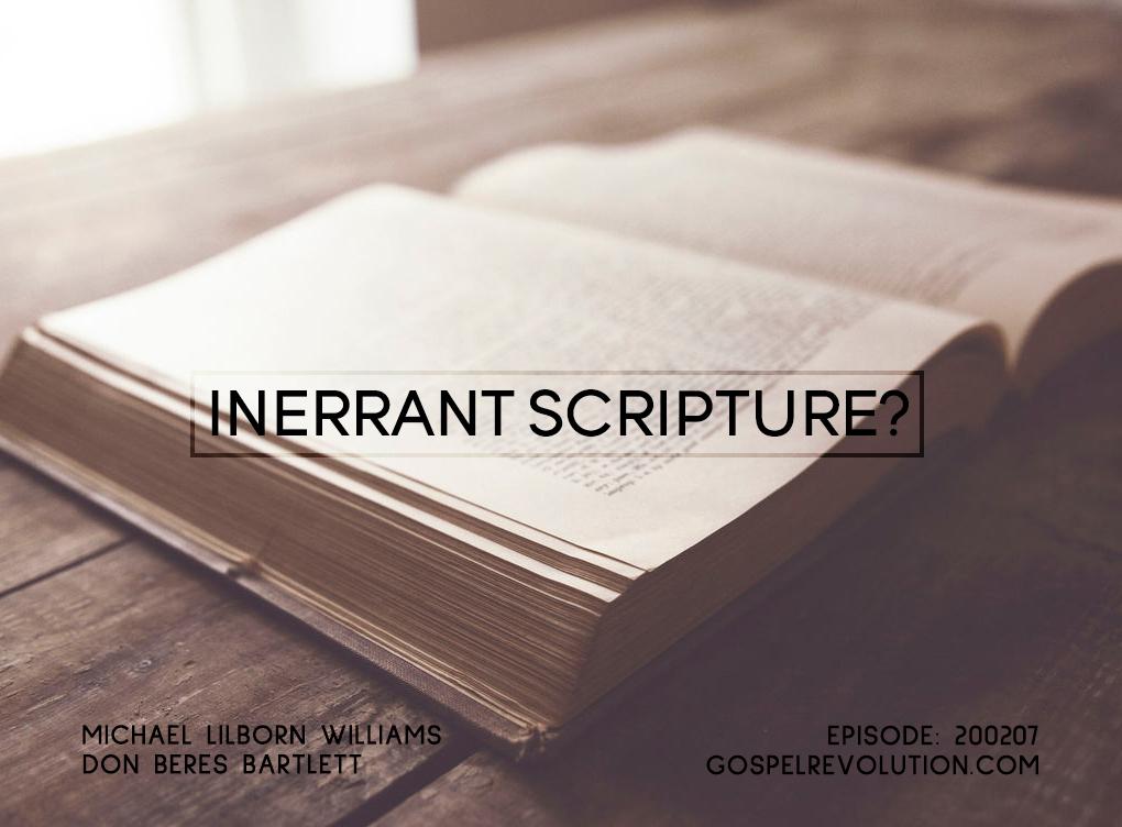 200207 Inerrant Scripture?