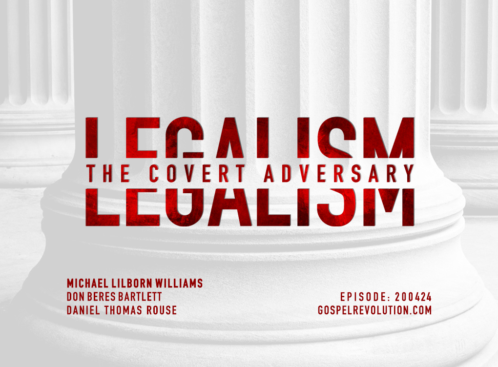 200424 Legalism, The Covert Adversary